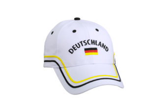 Fan Cap Deutschland - Fan Cap Front
