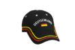 Fan Cap Deutschland - scharz