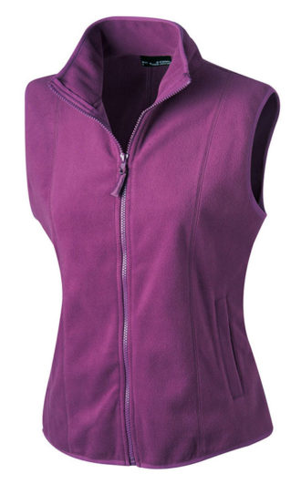 Fleecejacke JN048 Damen - purple