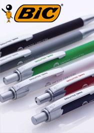 BIC Kugelschreiber mit Logo
