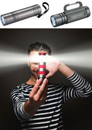 Taschenlampen mit Werbedruck