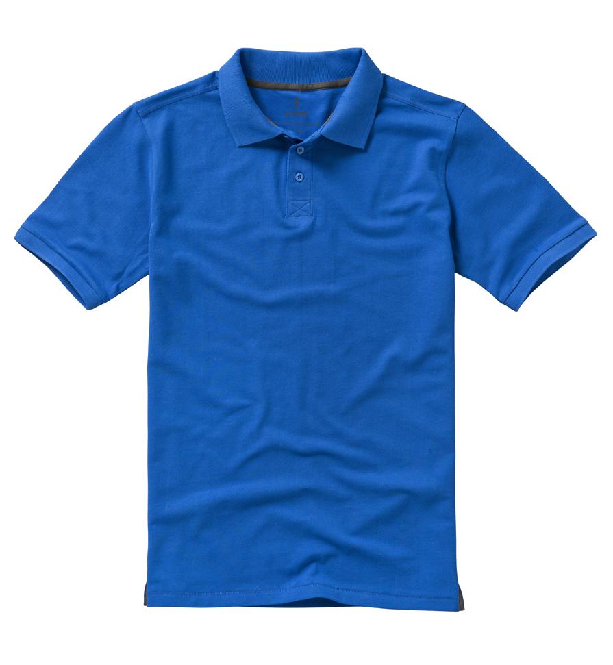 Calgary Poloshirt ELEVATE - blue