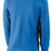 Ladies Running Shirt Langarm James & Nicholson - Rückenansicht
