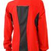 Ladies Running Jacket James & Nicholson - Rückenansicht