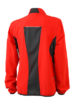 Ladies Running Jacket James & Nicholson - Rückenansicht