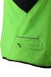 Mens Running Jacket James & Nicholson - seitl. Taschen