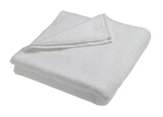 Bath Towel Myrtle Beach - white