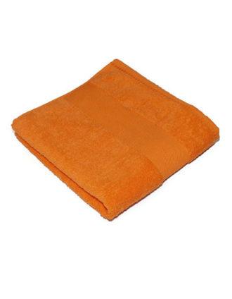 Classic Bath Towel Bear Dream - orange