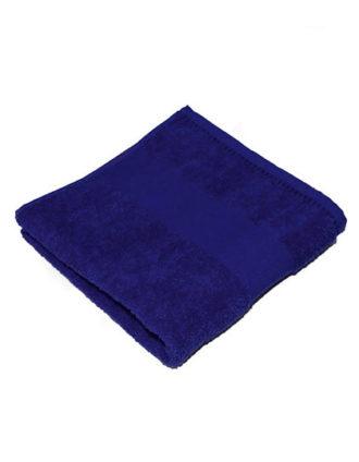 Classic Guest Towel Bear Dream - royal