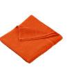 Discreet Bath Towel Myrtle Beach - orange