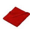 Discreet Bath Towel Myrtle Beach - orient red