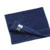 Discreet Guest Towel Myrtle Beach - navy