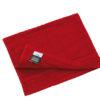 Discreet Guest Towel Myrtle Beach - orient red