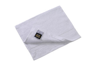 Discreet Guest Towel Myrtle Beach - white