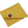 Discreet Guest Towel Myrtle Beach - yellow