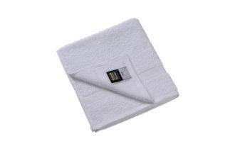 Discreet Hand Towel Myrtle Beach - white