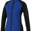 Banff Hybrid Damen Thermo Jacke Elevate - blau