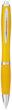 Nash Kugelschreiber - gelb