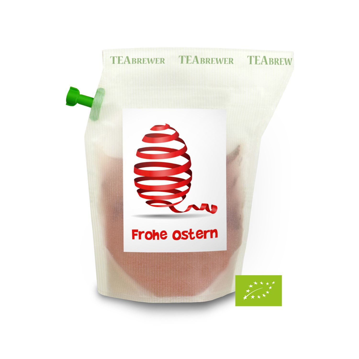 Bio Oster Tee - Frohe Ostern Eiband