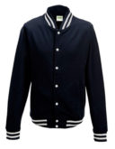 College Jacket Just Hoods - navy