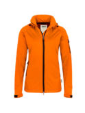 Damen Softshelljacke Alberta Hakro - orange