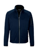Light Softshelljacke Brantford Hakro - navy