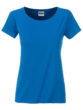 Ladies Basic T James & Nicholson - cobalt