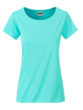 Ladies Basic T James & Nicholson - mint