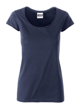 Ladies T James & Nicholson - navy