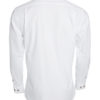 Mens Traditional Shirt Plain James & Nicholson - Rückseite