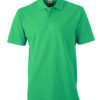 Basic Polo James & Nicholson - irish green