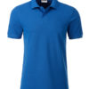 Mens Basic Polo James & Nicholson - royal