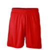 Classic Team Shorts James & Nicholson - red