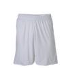 Classic Team Shorts James & Nicholson - white