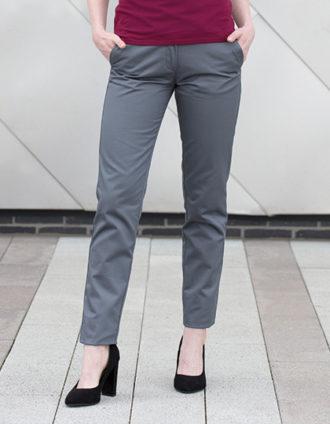 Ladies Chino Trousers Henbury