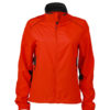 Ladies Performance Jacket James & Nicholson - grenadine iron grey