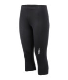 Ladies Running Medium Tights James & Nicholson - black black