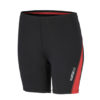 Ladies Running Short Tights James & Nicholson - black tomato