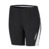 Ladies Running Short Tights James & Nicholson - black white