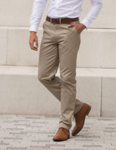 Mens Chino Trousers Henbury
