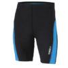 Mens Running Short Tights James & Nicholson - black atlantic