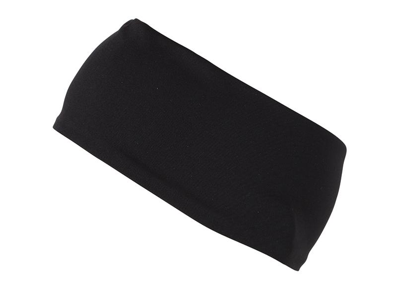 Running Headband James & Nicholson - black