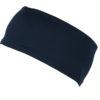 Running Headband James & Nicholson - navy