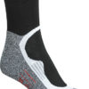 Sport Socks Short James & Nicholson - black