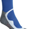 Sport Socks Short James & Nicholson - royal