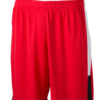 Team Shorts James & Nicholson - red