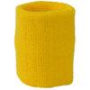 Terry Wristband James & Nicholson - gold yellow