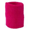 Terry Wristband James & Nicholson - pink