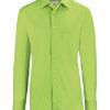 Greiff Hemd Langarm - apfelgrün