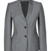 Greiff Modern 37 5 Damen Regular Fit Blazer - hellgrau